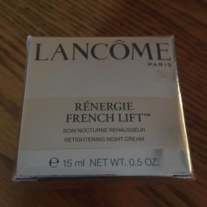 Lancôme Renergie French Lift New 15mlNet WT. 5 Oz.